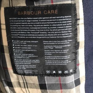 Barbour Jackets & Coats - NWT BARBOUR COMMANDER JACKET